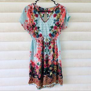 🚫SOLD🚫 Floral dress